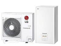 LG Therma V HN1616.NK3, HU051.U43 Инверторный тепловой насос воздух-вода (220 V) (5 кВт)