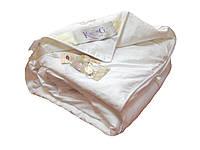Одеяло Kunmeng Silk 2,5 кг шелковое 215-150 см белое