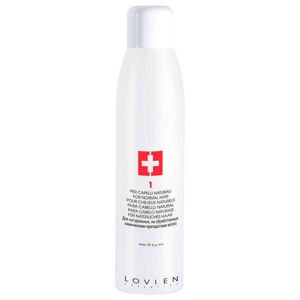 Лосьон для химической завивки натуральных волос Lovien Essential Waving Lotion №1 500 мл