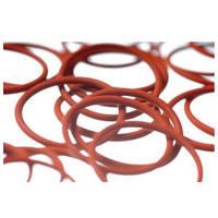 Кольцо силиконовое круглого сечения O-RING 17*3 mm MVQ
