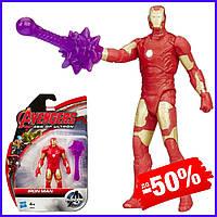 Игровая фигурка супергерой Hasbro Железный Человек Эра Альтрона IronMan Avengers Age of Ultron детская игрушка