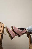 "Ботинки Dr. Martens ""Розовые"", фото 3"