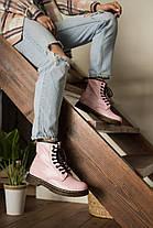 "Ботинки Dr. Martens ""Розовые"", фото 2"
