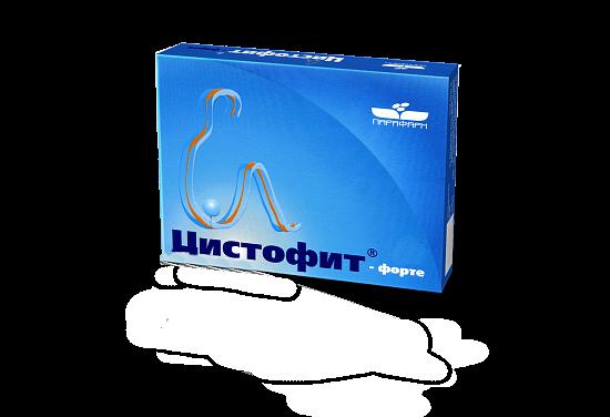 Цистофит-форте - капсулы для поддержания здоровья мочевыделительной системы