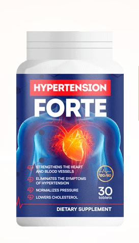 Hypertension Forte (Гипертенсион Форте) - капсулы от гипертонии