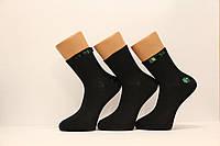 Мужские носки средние с бамбука МАРЖИНАЛ 40-45 черный