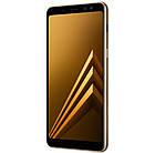 Смартфон Samsung Galaxy A8+ 2018 64 GB (Gold), фото 4