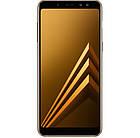 Смартфон Samsung Galaxy A8+ 2018 64 GB (Gold), фото 3