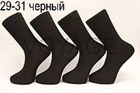 Мужские носки высокие стрейчевые житомирские стиль КЛ 29-31 черный
