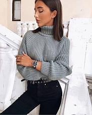Объёмный свитер / арт.5506, фото 3
