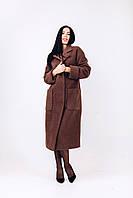 Длинное осеннее пальто O.Z.Z.E Д 321