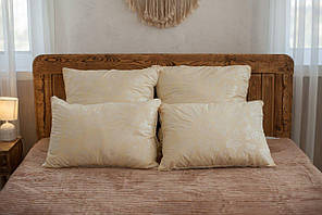 Подушка Лебединий пух 50/70 см, для сну