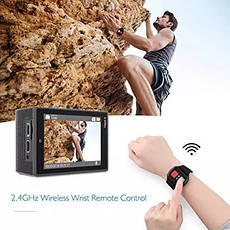 Екшн-камера Dragon Vision Touch 4 EIS 16MP 4K, фото 3