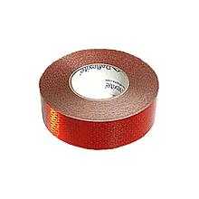 Світловідбиваюча стрічка для маркування кузова Schmitz Червона