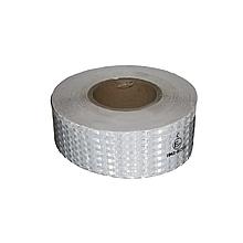 Світловідбиваюча стрічка для маркування кузова Біла 50м Е31
