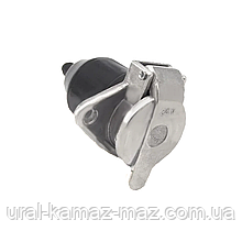 "Электроразъем металевий N-type 24V ""мама"" ALSA"