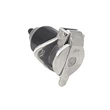 "Электроразъем металевий S-type 24V ""мама"" ALSA"