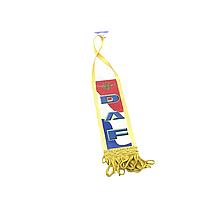 Вымпел декоративный DAF Желтый