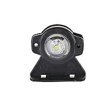 Габаритний ліхтар світлодіодний Білий 24v 1LED NOKTA