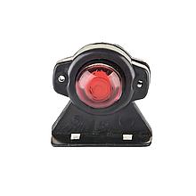 Габаритний ліхтар світлодіодний Червоний 24v 1LED NOKTA