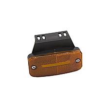 Габаритний ліхтар светодиодый (1 шпальта) Жовтий 24v NOKTA