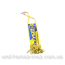 Вымпел декоративный SCANIA Желтый