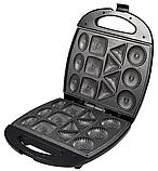 Печенница LEXICAL LCM-2601 / 1300Вт / Аппарат для приготовления печенья, фото 6