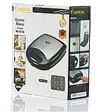 Печенница LEXICAL LCM-2601 / 1300Вт / Аппарат для приготовления печенья, фото 7
