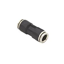 Аварійний з'єднувач посилений пневматичний прямий Ø 14 мм