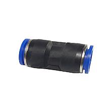 Аварійний з'єднувач пневматичний прямий Ø 6 мм