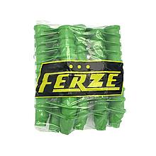 Пластикові ковпачки на гайку 32 Зелені 60шт Стрілка