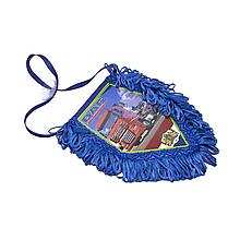 Вымпел декоративный ромб DAF Синий Маленький