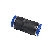 Аварійний з'єднувач пневматичний прямий Ø 4 мм