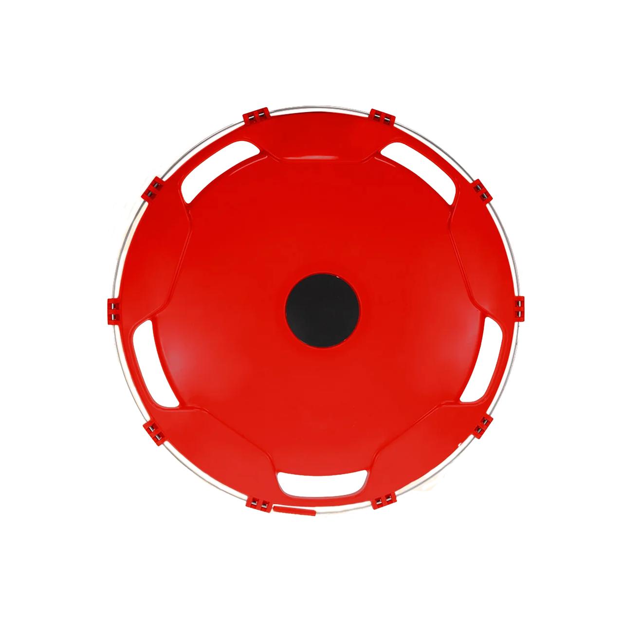Колпак пластиковый на заднее колесо 22,5 Красный