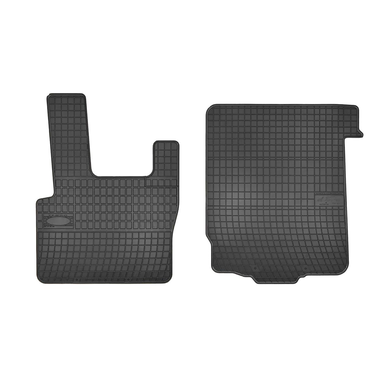 Коврики резиновые DAF XF95-XF105
