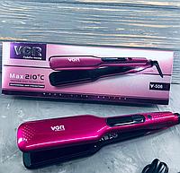 ОРИГИНАЛ Профессиональный Утюжок выравниватель выпрямитель плойка для волос VGR V-506 Регулировка температуры!