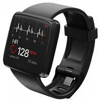 Смарт-часы JAKCOM H1 Smart Health Watch GPS black с пульсометром и мониторинго