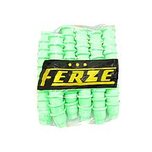 Пластикові ковпачки на гайку 32 Зелені 60шт