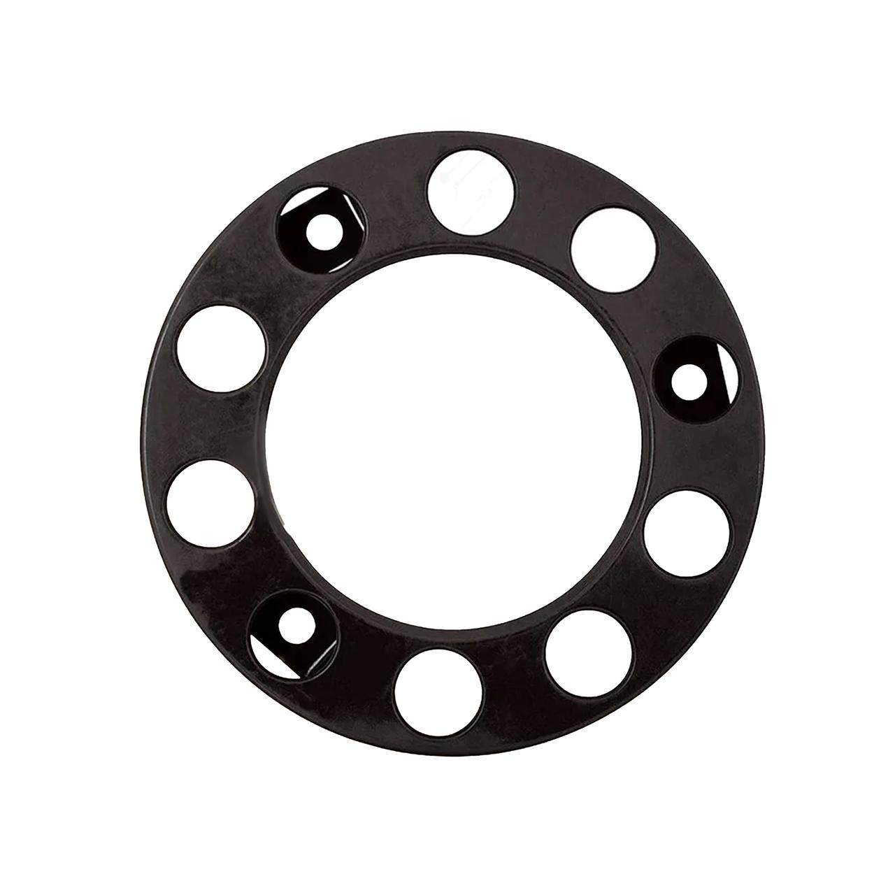 Колпак металлический на колесо открытый 22,5 Черный