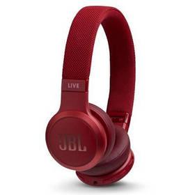 Наушники JBL LIVE 400 BT Red Original