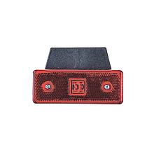 """Габаритний ліхтар """"Гірлянда"""" Червоний світлодіодний 12-24v LED NOKTA"""