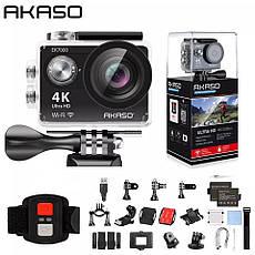 Экшн-камера AKASO EK7000, Wi-Fi, 4K, Ultra HD, фото 2