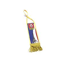 Вимпел декоративний RENAULT Жовтий