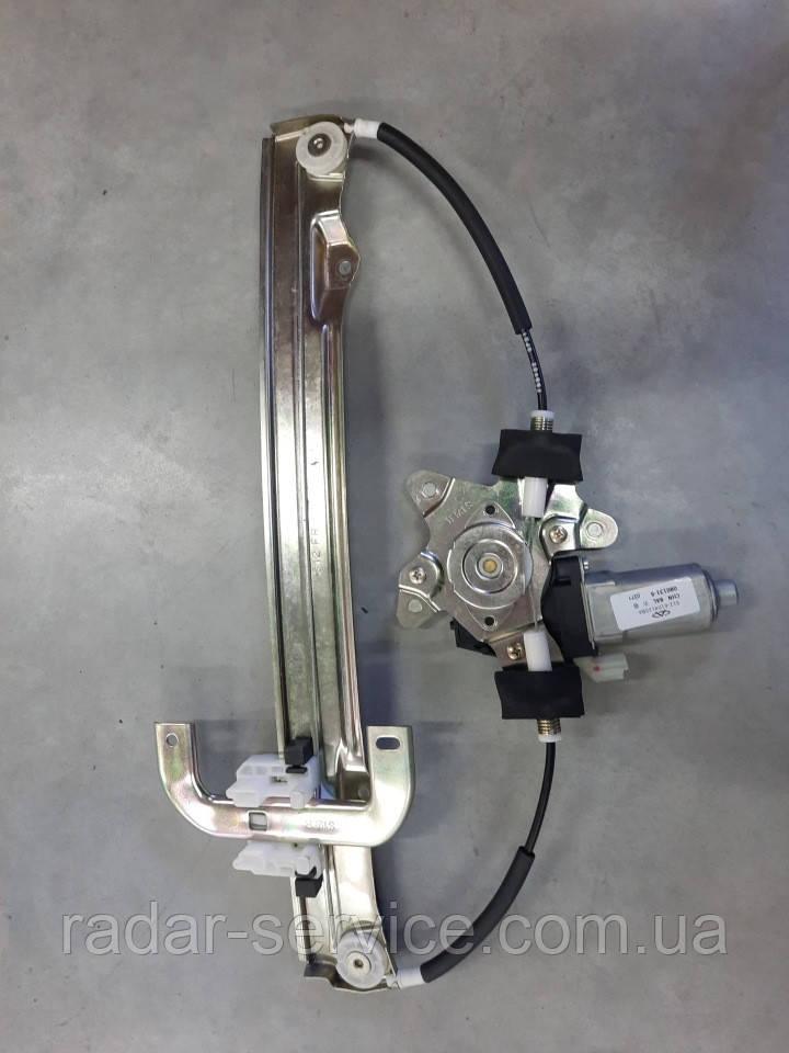 Стеклоподъемник передней правой двери чери Кимо, Chery Kimo S12, s12-6104120ba