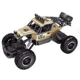 Радиоуправляемая игрушка Sulong Toys OFF-ROAD CRAWLER CAR VS WILD Золотой 1:20