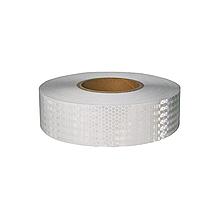 Світловідбиваюча стрічка для маркування кузова Біла 50м