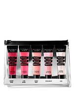 Набор блесков для губ Victoria`s Secret Total Shine Addict Flavored Lip Gloss Multi Glosses