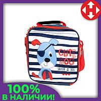 """Распродажа! Термо-рюкзак для еды """"Собака"""" детская термо-сумка для обедов в школу, сумка-холодильник, фото 1"""