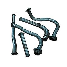 4320-1203006/08/10/11 Комплект вихлопних труб УРАЛ