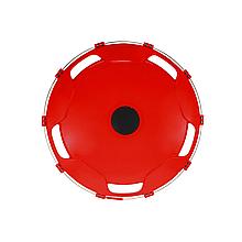 Ковпак пластиковий на заднє колесо 22,5 Червоний